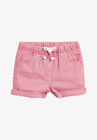 Next - Shorts vaqueros - pink - 0