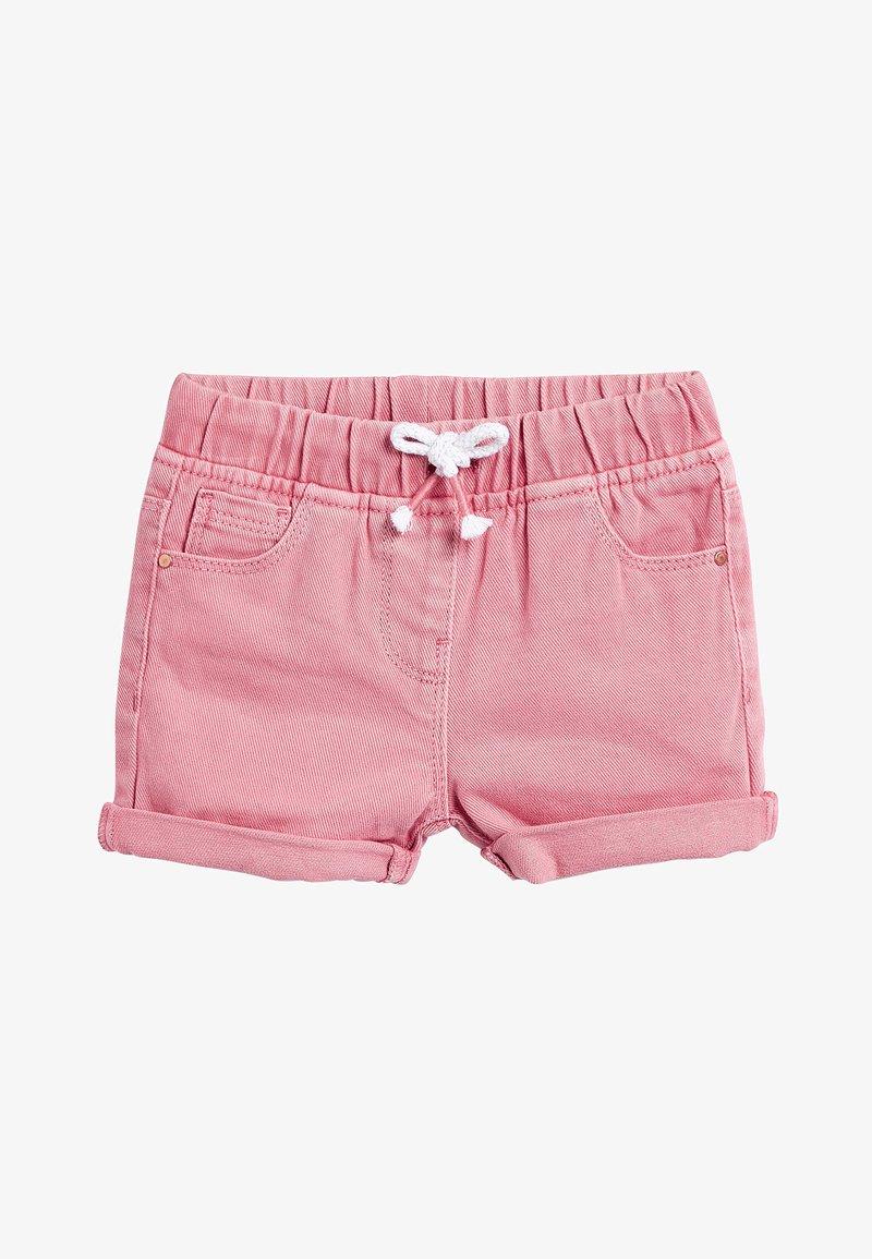 Next - Shorts vaqueros - pink