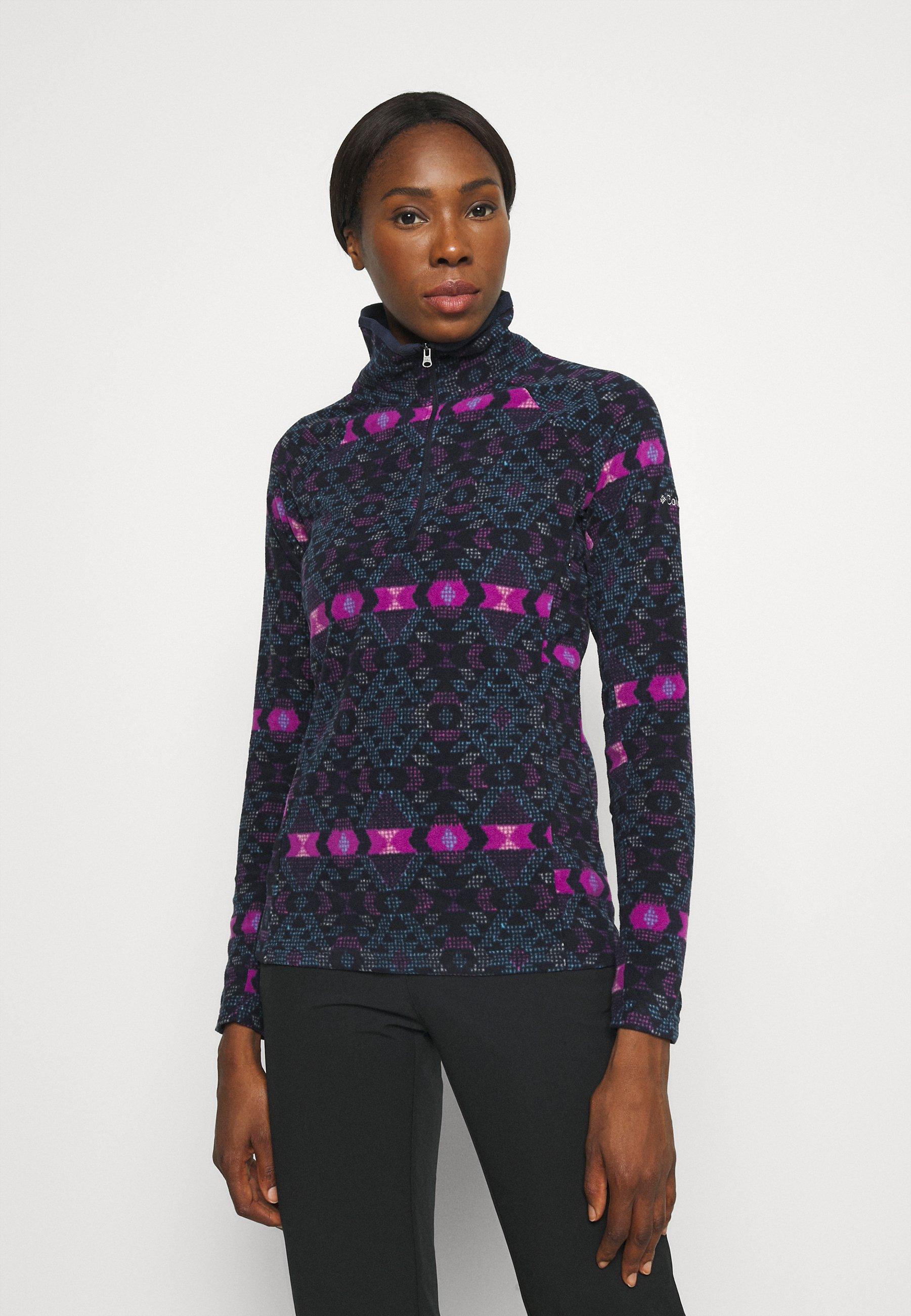 Women GLACIAL IV 1/2 ZIP - Fleece jumper