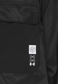 Under Armour - RUN ANYWHERE ANORAK - Hardloopjack - black - 4
