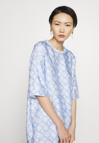 By Malene Birger - SIKA - Blouse - pacific blue - 3