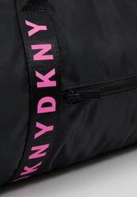 DKNY - BOWLING BAG - Sporttas - black - 2