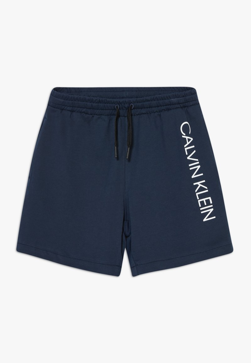 Calvin Klein Swimwear - CORE PLACED LOGO - Trainingsbroek - blue