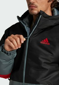 adidas Performance - BACK TO SPORT - Outdoor jacket - black - 3