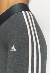 adidas Performance - Pantaloni sportivi - grey/pink - 4