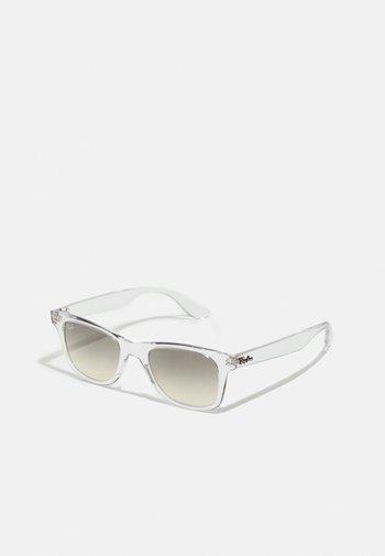 UNISEX - Solbriller - transparent/brown