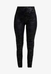 Spanx - Leggings - Stockings - matte black camo - 3