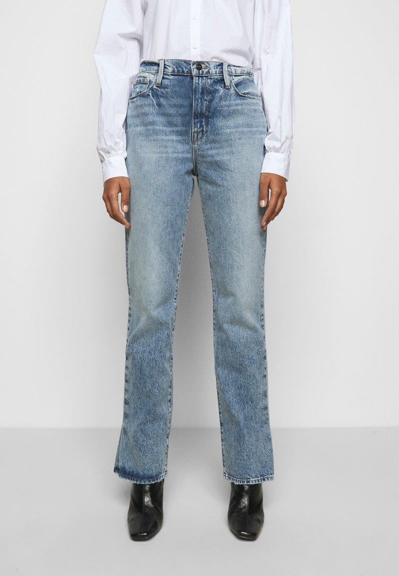 Frame Denim - LE DREW - Slim fit jeans - cascade blue