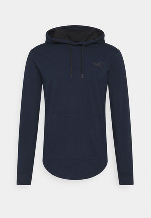 ICONIC HOODS  - Long sleeved top - navy