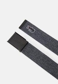 Lacoste - Belt - noir/chine - 1