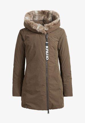 ELINOR - Winter coat - beigebraun
