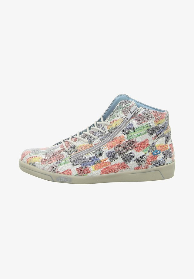 AIKA - Lace-up ankle boots - glow multicolor