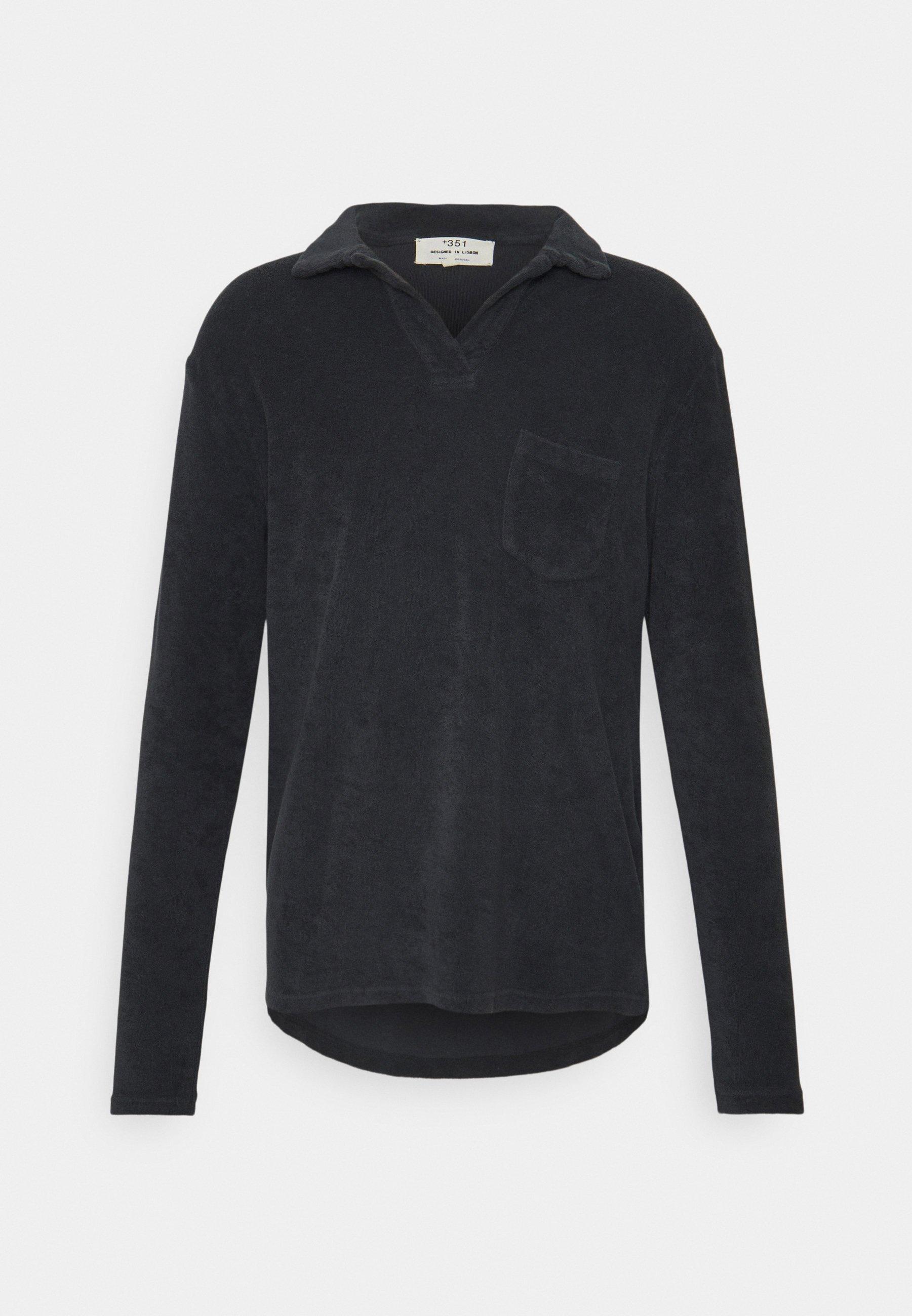 Uomo LONG SLEEVE TERRY UNISEX - Maglietta a manica lunga