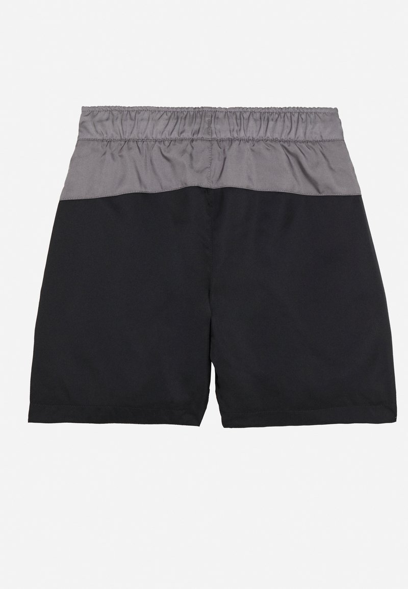 Nike Sportswear - Shorts - black/gunsmoke/white