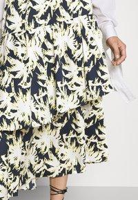Diane von Furstenberg - LONDON SKIRT - A-line skirt - navy - 4