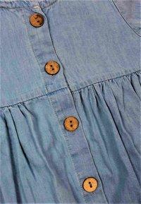 Cigit - Denim dress - blue denim - 3