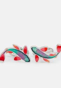 Paul Smith - MEN CUFFLINK CARP - Cufflinks - silver-coloured - 4