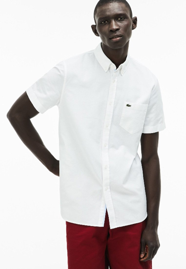 Lacoste - CH4975 - Camisa - blanc