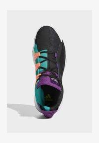 adidas Performance - DAME 6 SHOES - Koripallokengät - black - 2