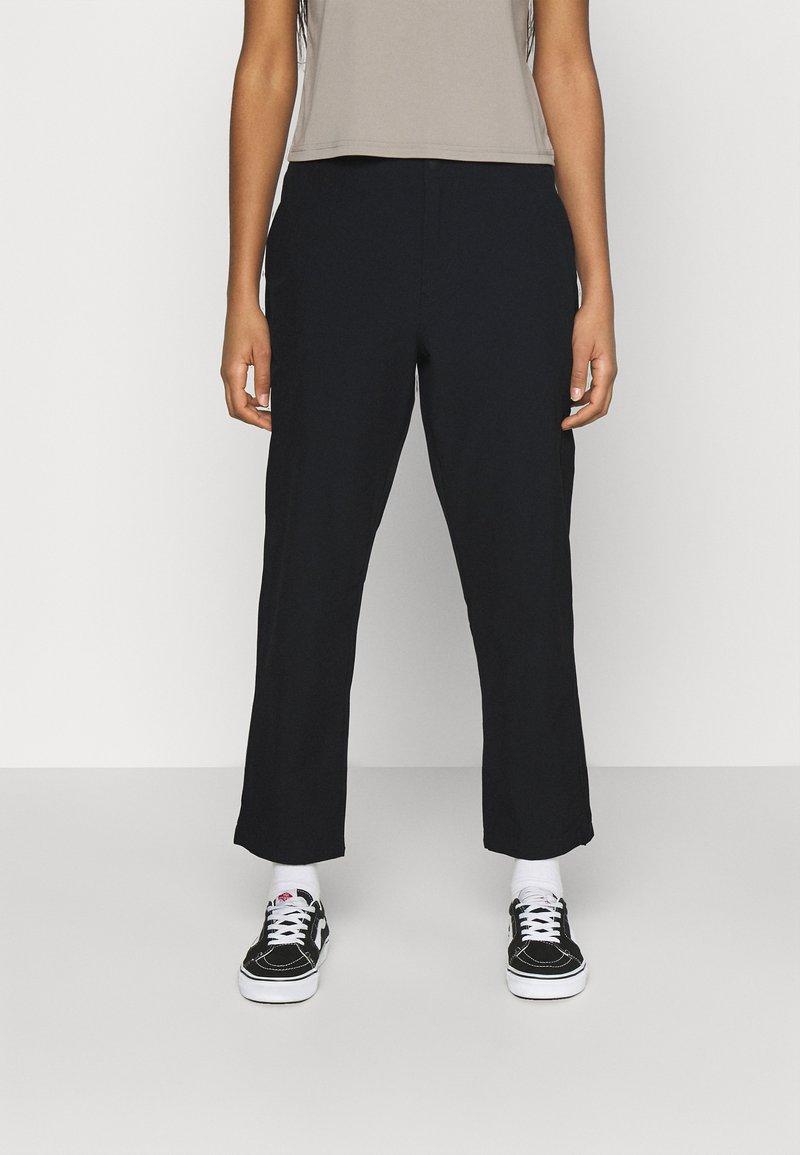 The North Face - SIGHTSEER PANT - Pantalon classique - black
