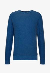 STRUCTURED - Jumper - victory blue