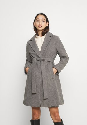 GABBY BELTED FORMAL - Classic coat - dark grey