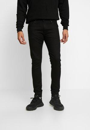 JONDRILL - Slim fit -farkut - black