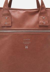 anello - SLIM UNISEX - Batoh - pink brown - 4