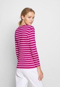 Polo Ralph Lauren - STRIPE - Long sleeved top - accent pink - 2