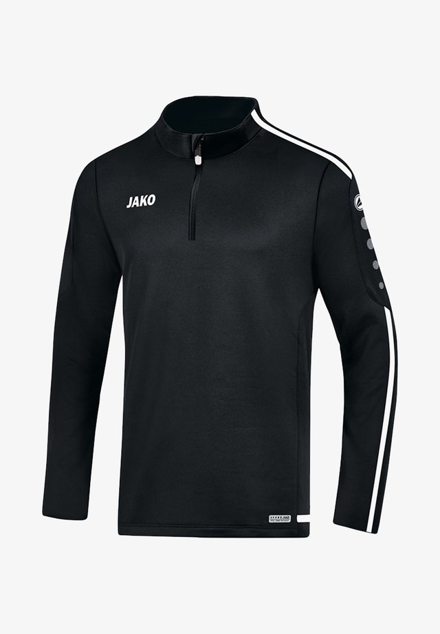 STRIKER - Sweater - schwarzweiss