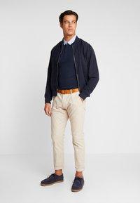 CELIO - NETED - Polo shirt - navy blue - 1