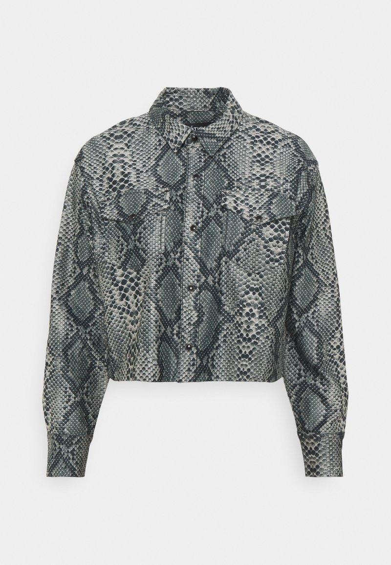 Ética - DREW - Summer jacket - olive