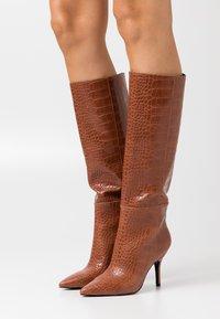 Tata Italia - High heeled boots - brown - 0