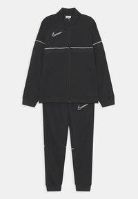 Nike Performance - ACADEMY SET UNISEX - Trainingspak - black/white - 0