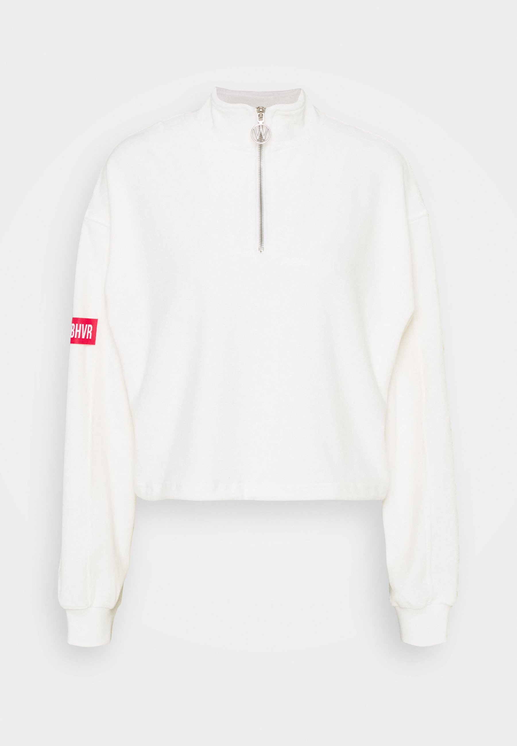 HOPE WOMEN Fleecetröja offwhite