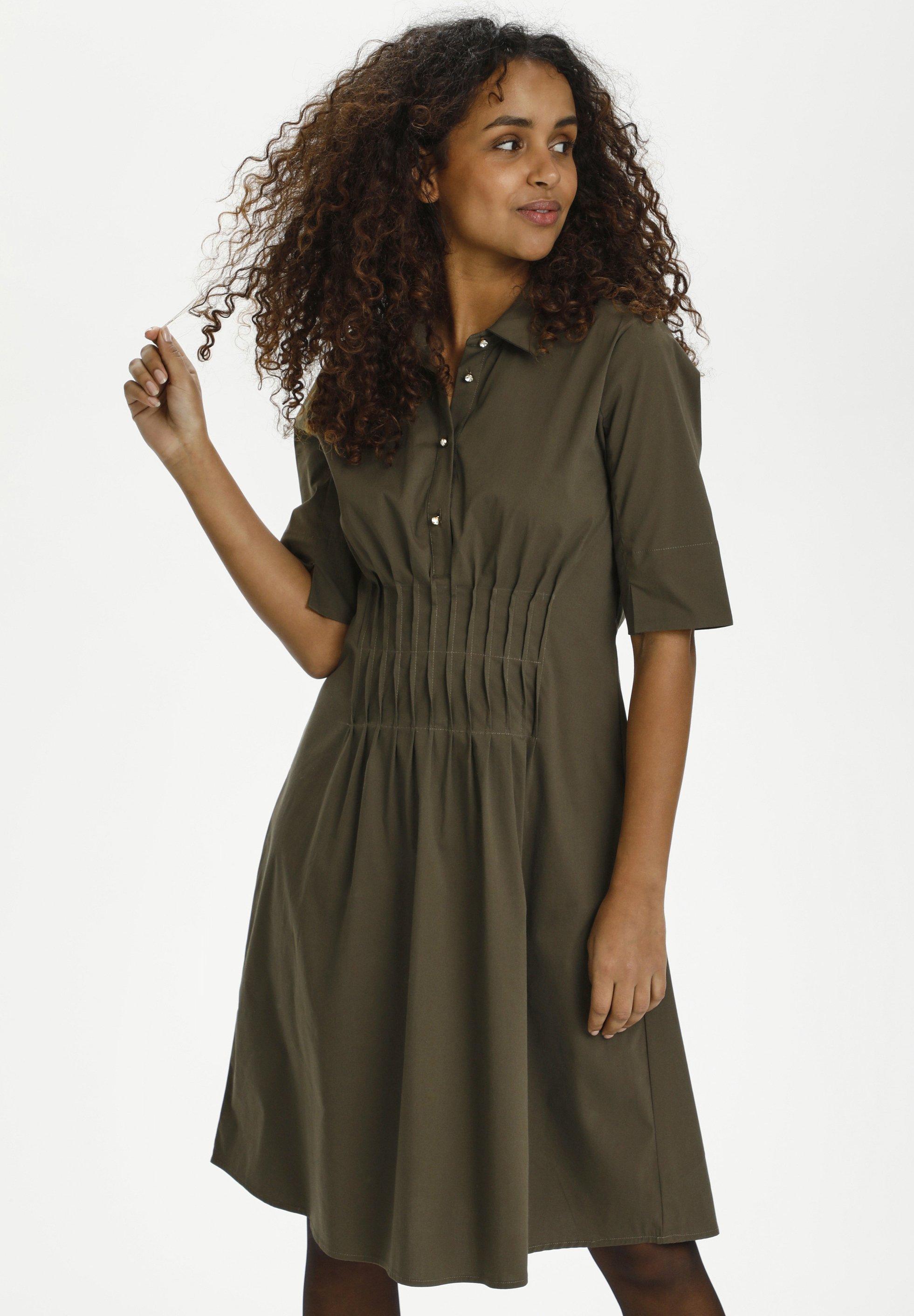Mujer CRRAUDIA  - Vestido camisero