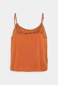 YAS - YASCHELLA SINGLET - Top - autumn leaf - 1