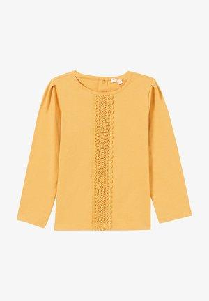 Longsleeve - yellow