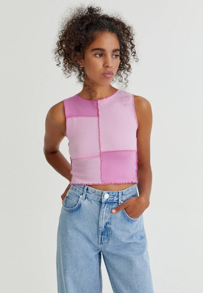 PULL&BEAR - Top - pink