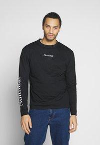 Nominal - REGRETS - Maglietta a manica lunga - black - 0