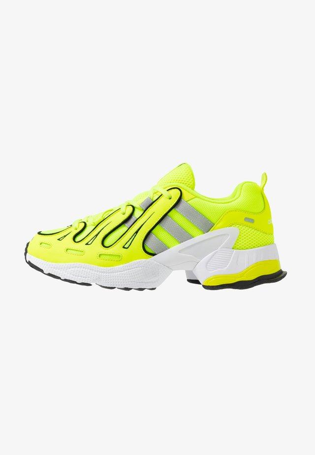 EQT GAZELLE - Sneakers - solar yellow/silver metallic/core black