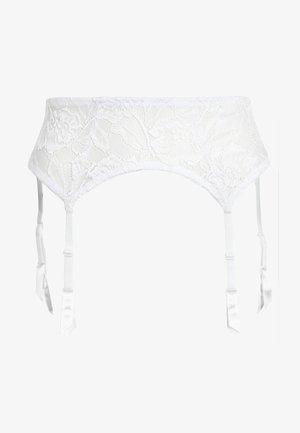 ANNA - GARTERBELT - Strømpeholdere - white