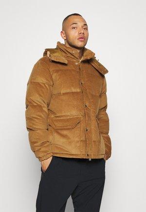 SIERRA PARKA UTILIT - Gewatteerde jas - utility brown