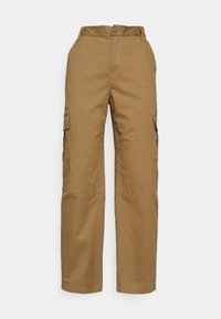 Vans - THREAD IT PANT - Trousers - dirt - 4