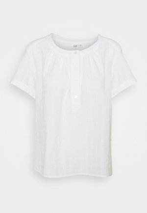 ROLL - Blouse - optic white