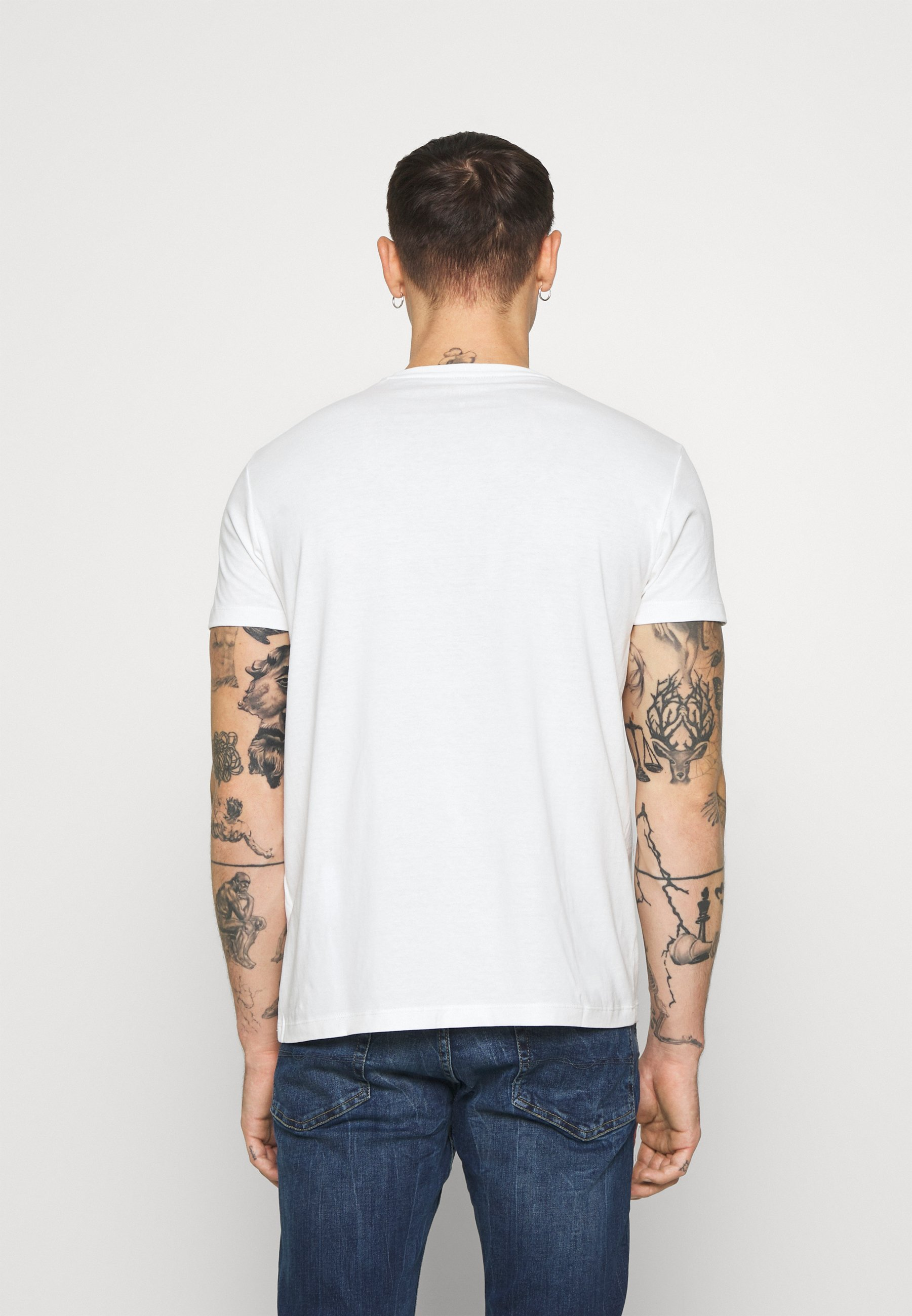 Esprit Print T-shirt - off-white 6yrzm