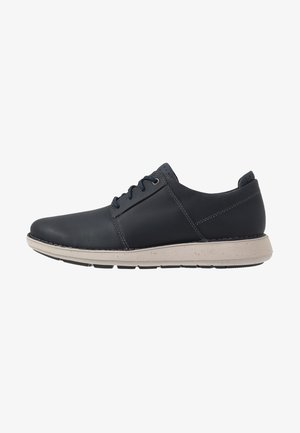 LARVIK LACE - Casual lace-ups - navy