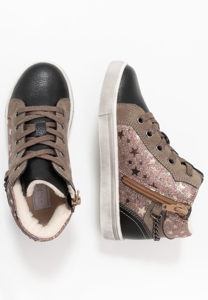 Friboo - Sneakersy wysokie - dark gray