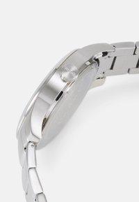 HUGO - SKELETON - Watch - silver-coloured/blue - 2