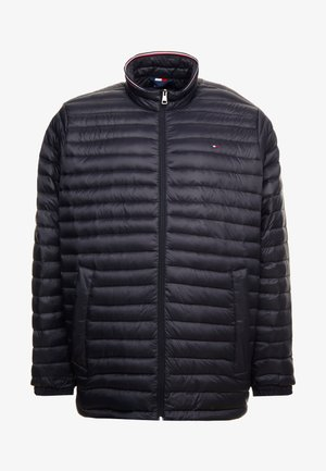 PACKABLE JACKET - Gewatteerde jas - black